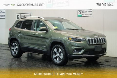 New 2019 JEEP Cherokee Limited