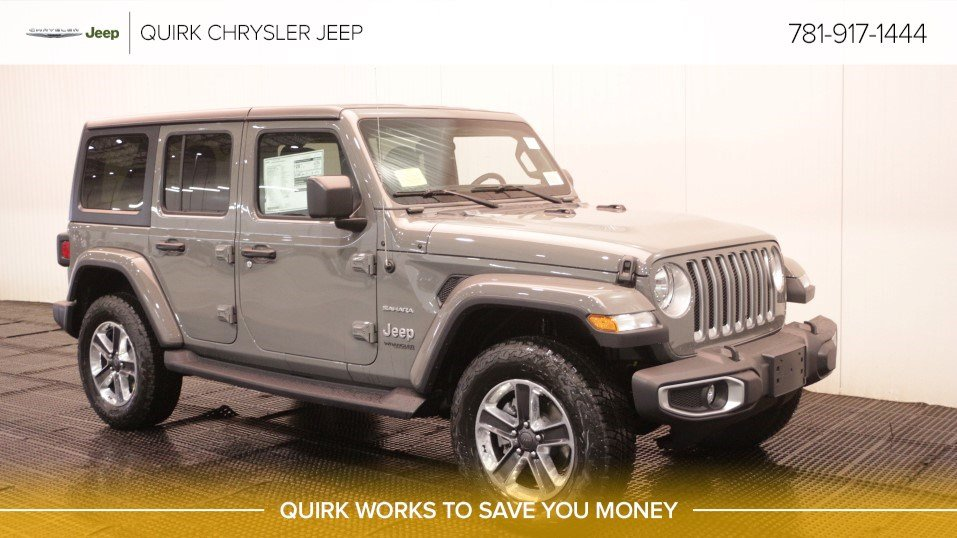New 2018 Jeep Wrangler Sahara Sport Utility In Braintree J17552