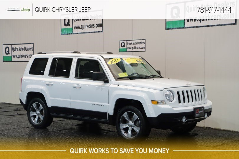 Pre Owned 2017 Jeep Patriot High Alude