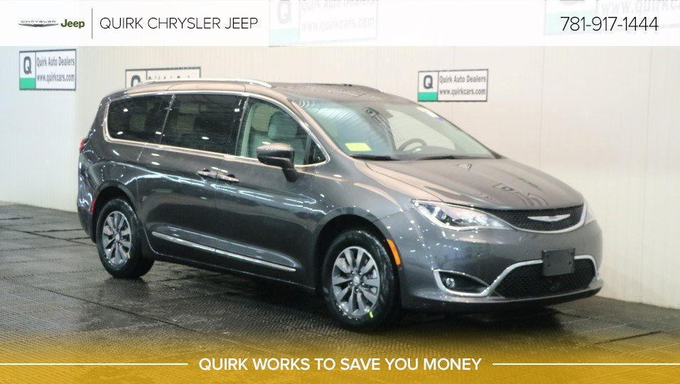 New 2019 Chrysler Pacifica Touring L Plus Passenger Van In Braintree