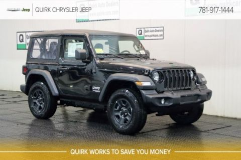 Jeep Wrangler Dealers >> New Jeep Wrangler Unlimited Near Boston Quirk Chrysler Jeep Dealer Ma