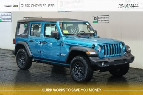 New Jeep Wrangler Lease Offers & Best Price near Boston MA