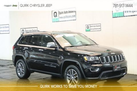 Pre-Owned 2018 Jeep Grand Cherokee Limited